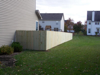 5 Foot Privacy Fence
